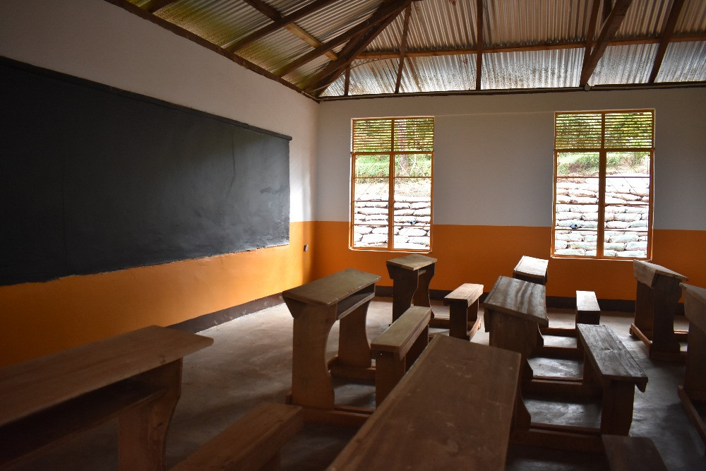 Shimbwe School Renovation