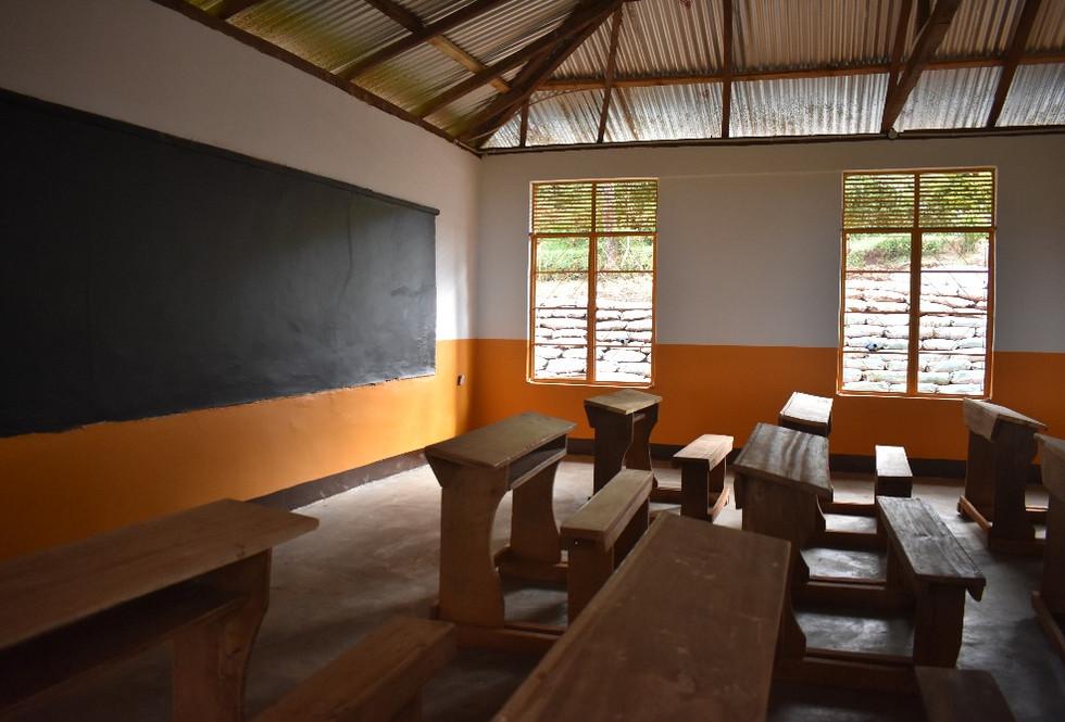 Shimbwe School Renovation