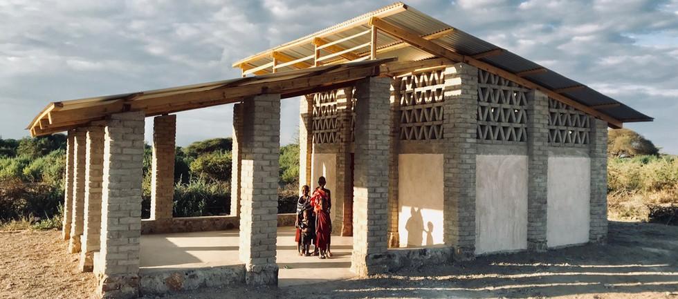 Community buildings