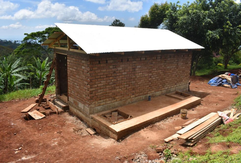 Shimbwe Toilet Block
