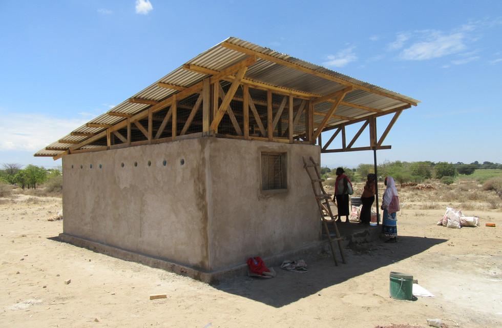 Womens' centre Kazi na Sala