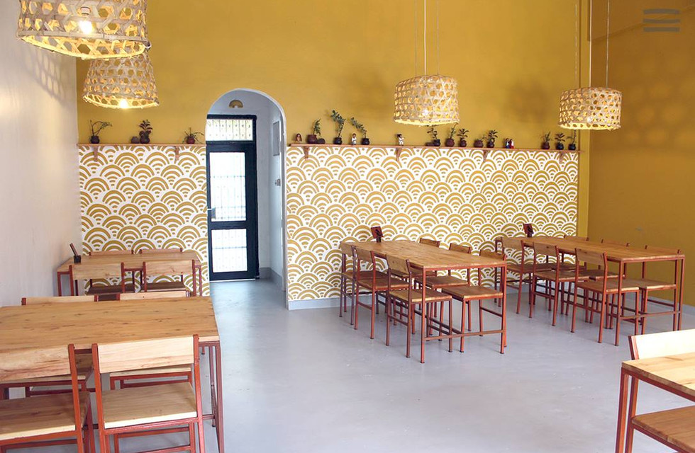 Jay's Kitchen, Moshi