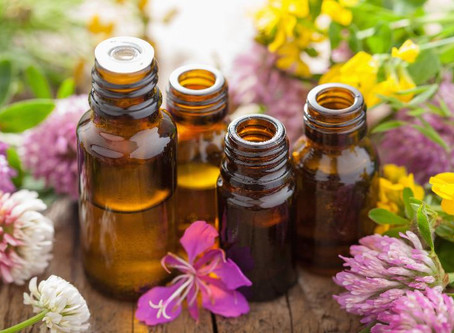 Natural Pain Relief: Essential oils