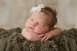 Babyfoto Mädchen