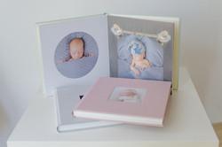 Baby Newborn - Erinnerungsalben