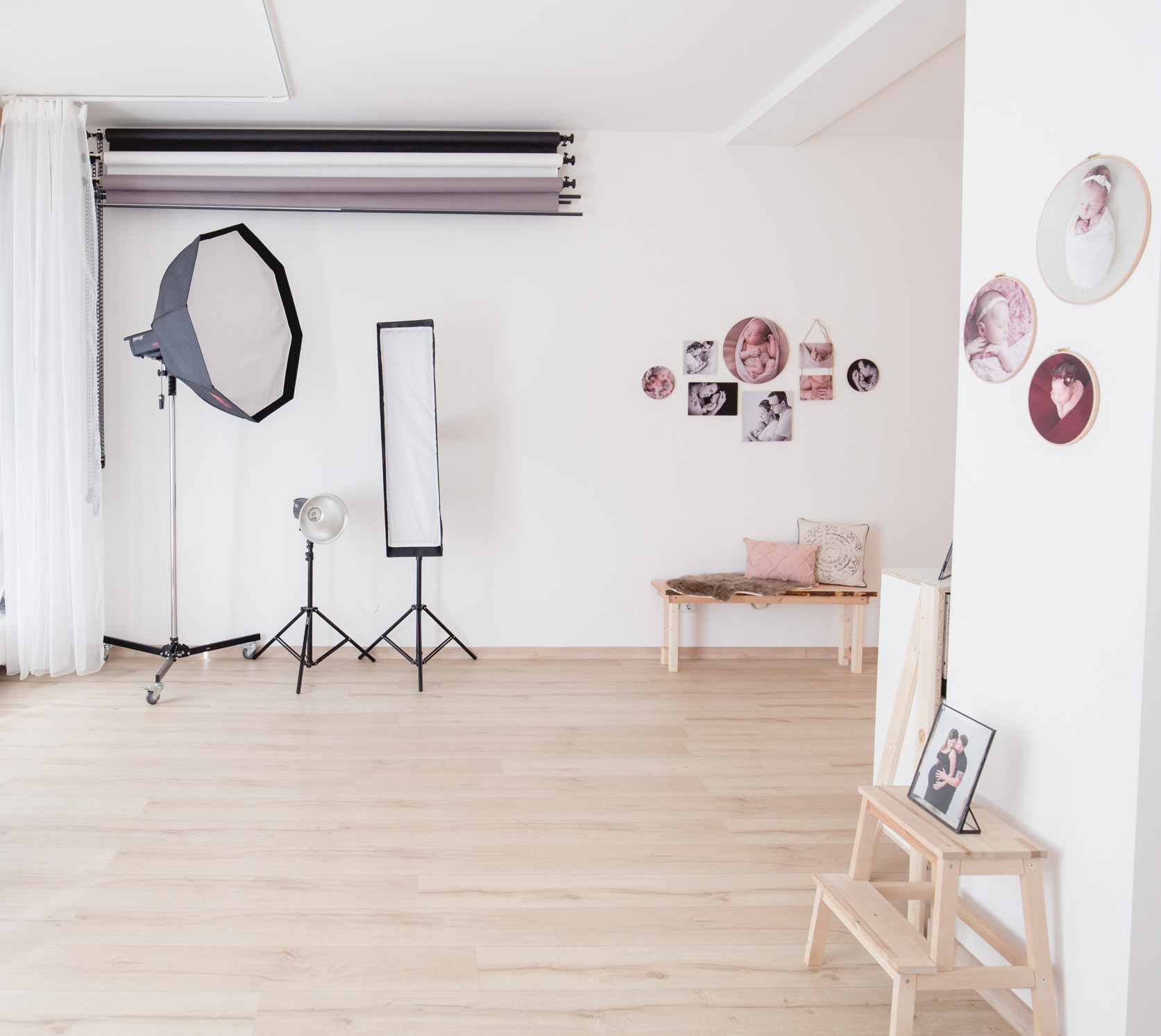 Das Fotostudio
