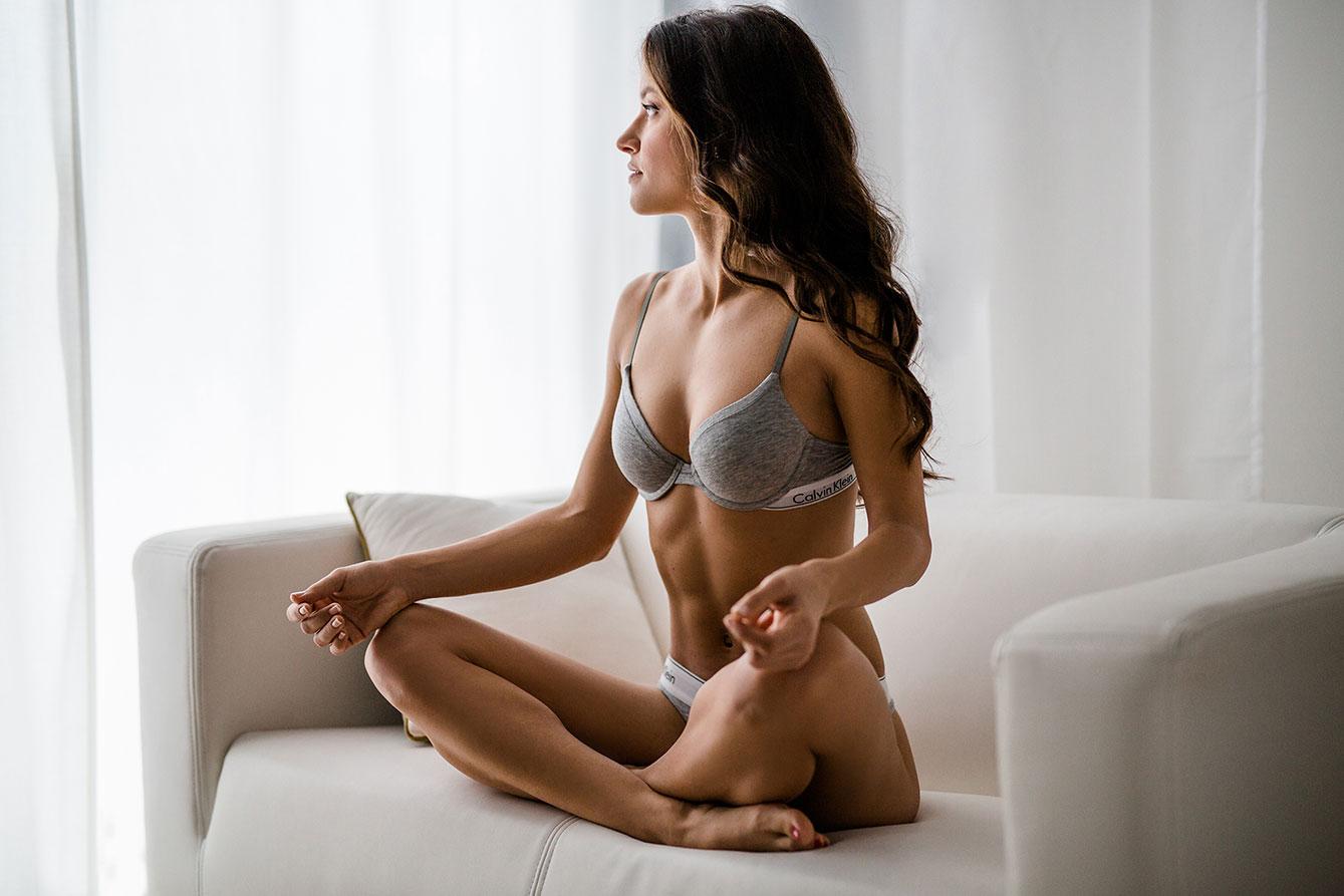 Sportlich, elegant, sexy.