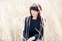 Fotoshooting Outdoor: im wilden Gras