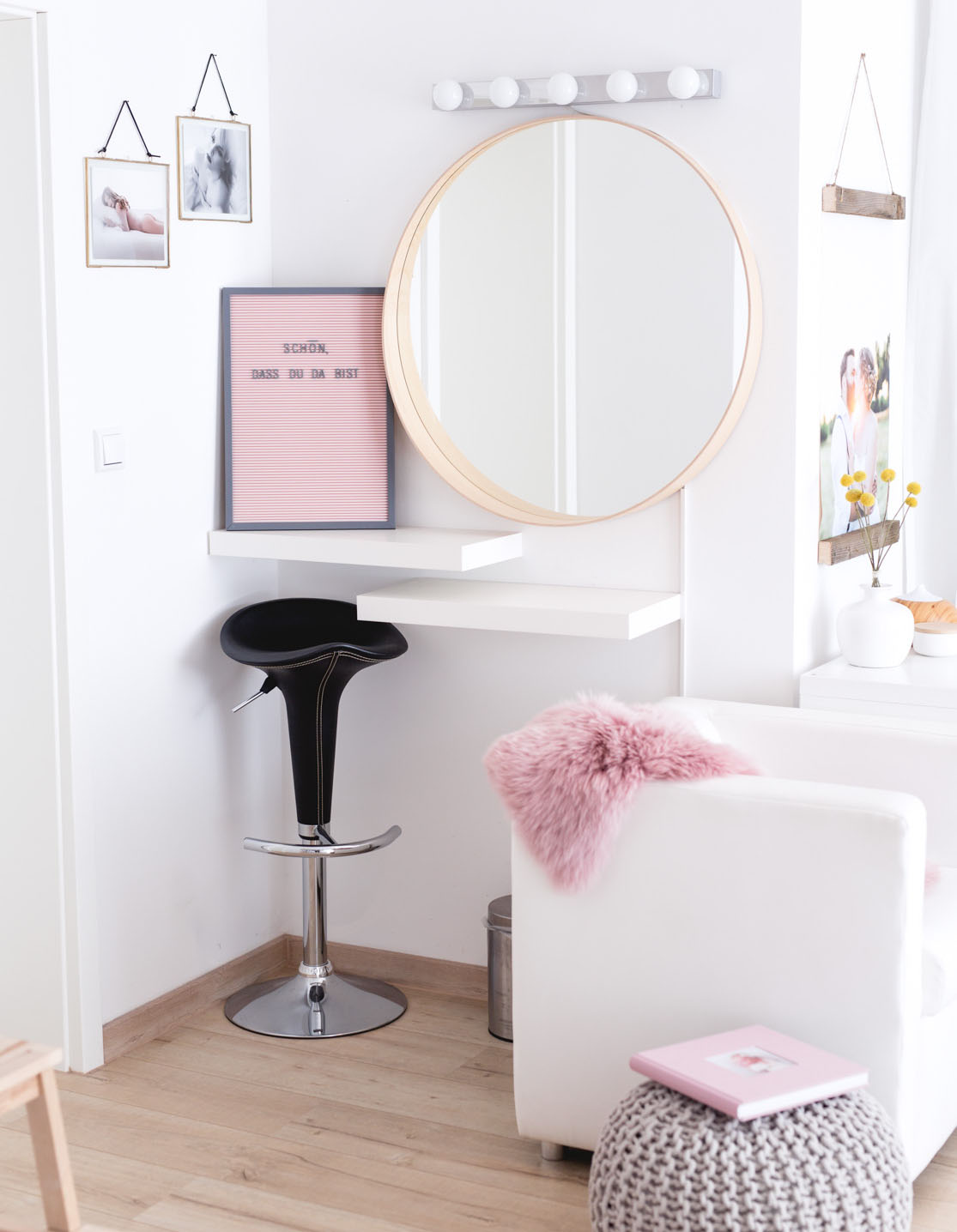 Fotostudio mit Style-Bereich