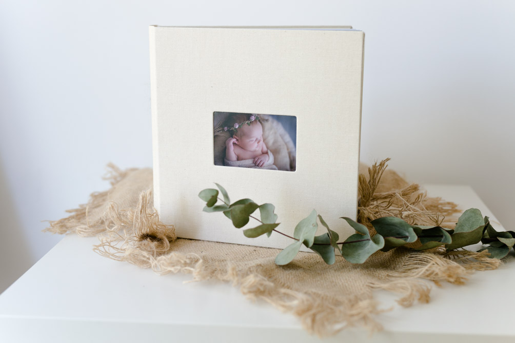 Baby-Fotoalbum