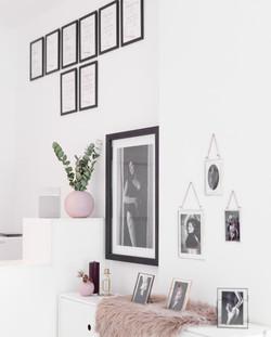 Fotostudio und Präsentationsraum