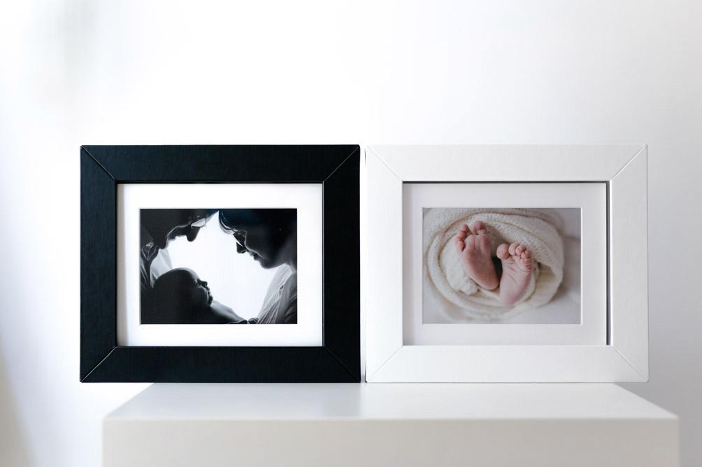 Bilderrahmen-Fotobox