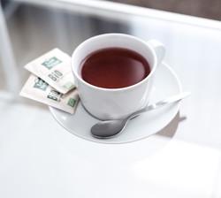 Tee oder Kaffee?