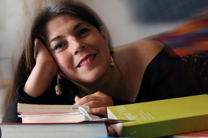 Yolanda Ramírez Michel, escritora mexicana