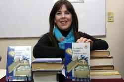 La maestra Milagros