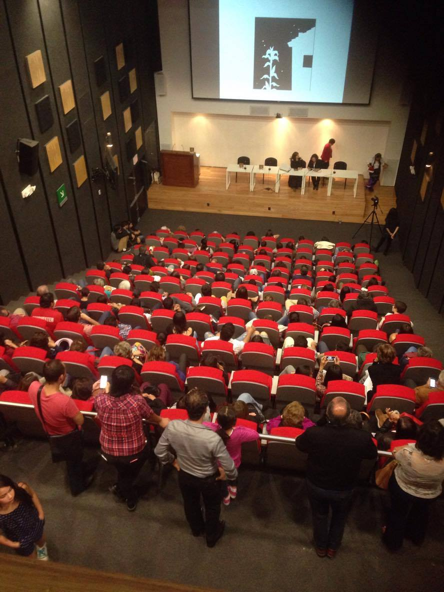 Un gran público!!!