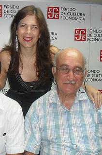 Con Raúl Aceves