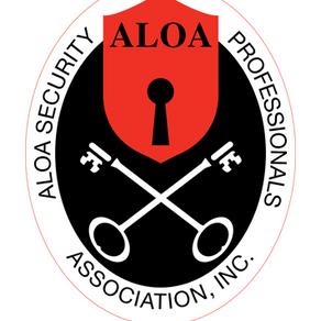 ALOA 2020 - Cancelled