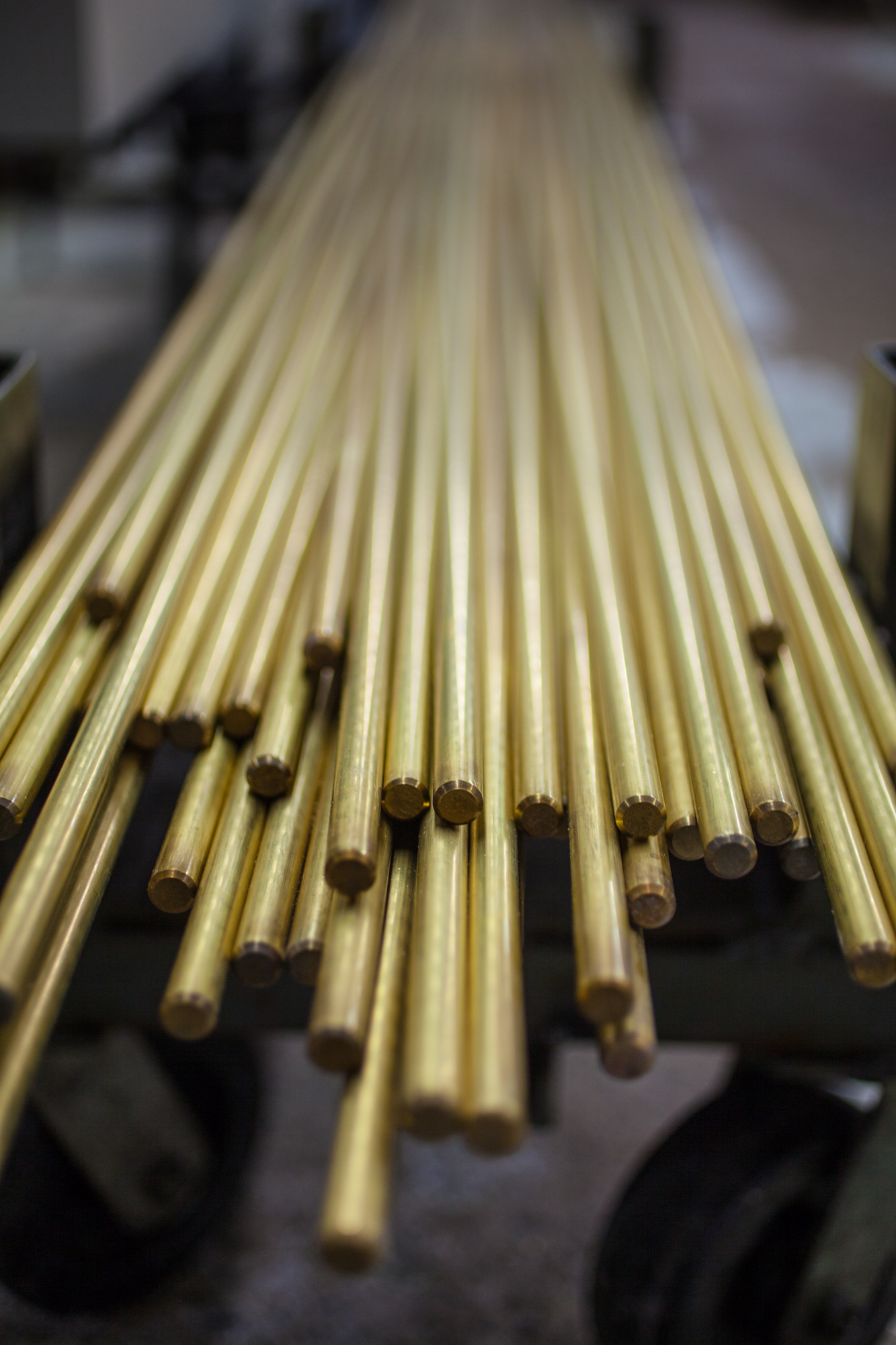 Raw Material Brass