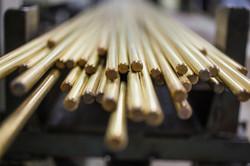 Raw Material Brass