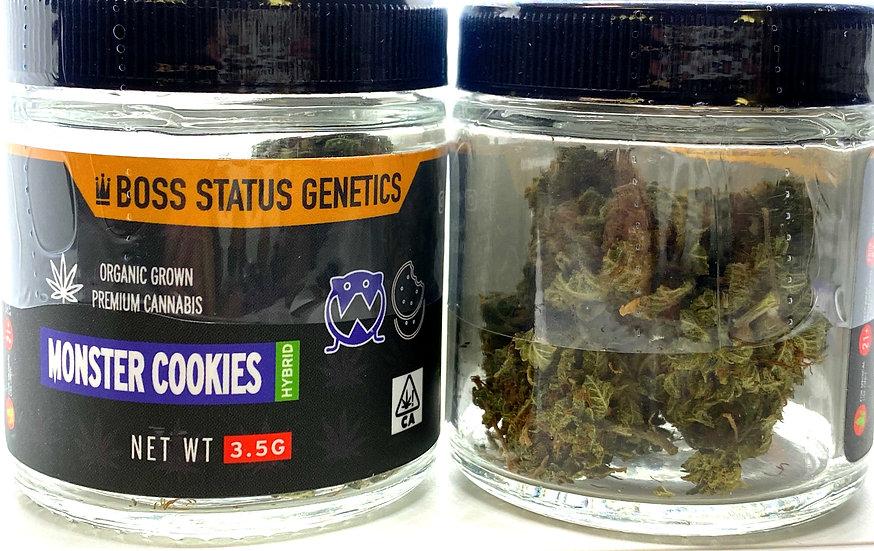 Monster Cookies-Boss Status Genetics