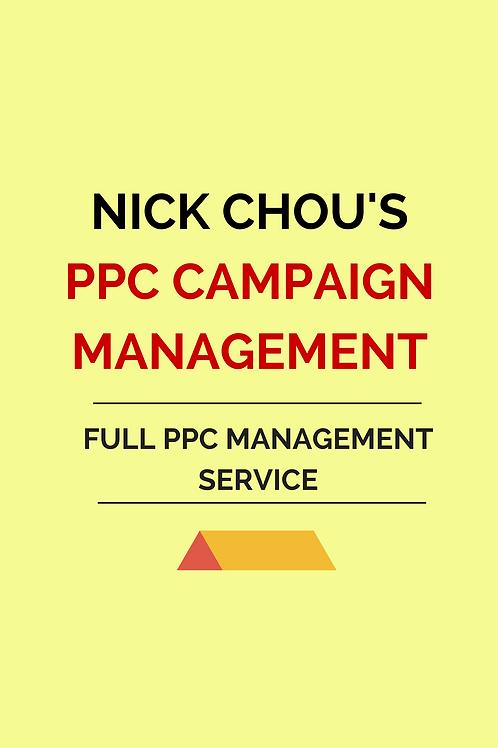 PPC Campaign Management