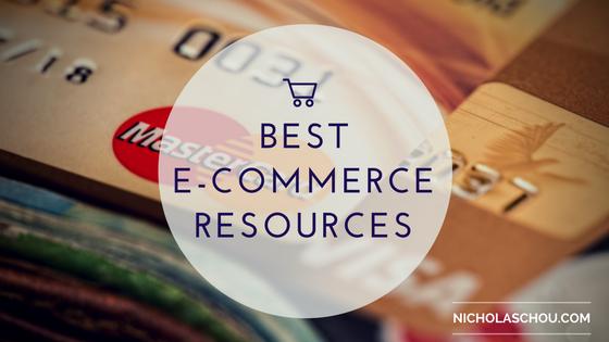 Best E-Commerce Resources