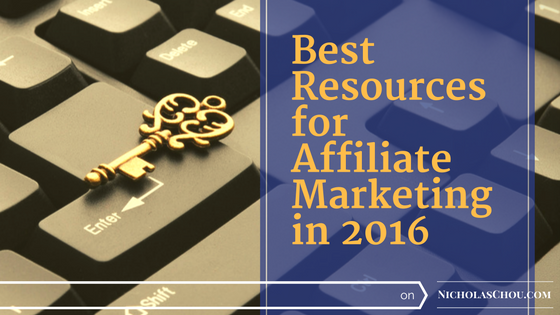 Best Resources for Affiliate Marketing