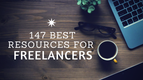147 Best Resources for Freelancers (Updated for 2017)