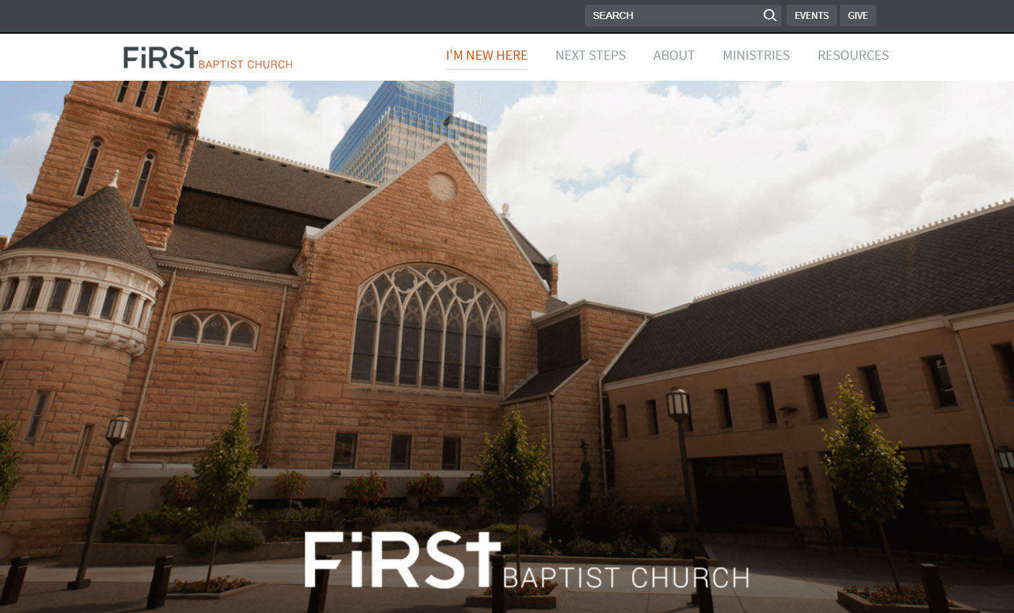 First Baptist Church Minneapolis