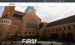 First Baptist Church Minneapolis