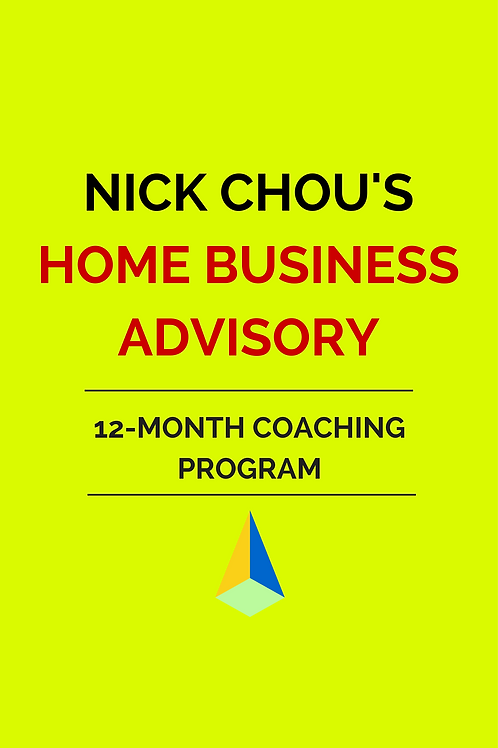 Home Business Advisory Program (12-Month)