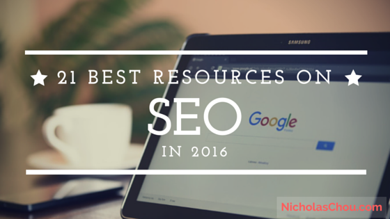 21 Best Resources on SEO (Updated for 2017)