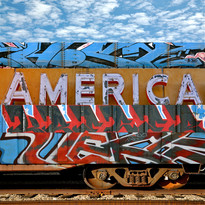 nk-american express-40x40 wood panel w-r