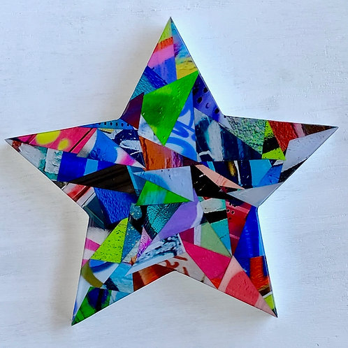 star- confetti #2