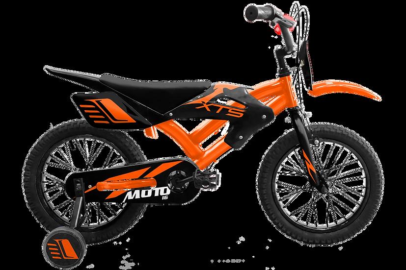 Moto 16 - Naranjo
