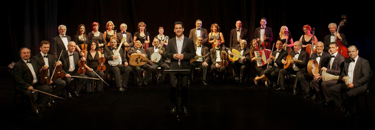 Israeli Andalusian Orchestra Ashdod