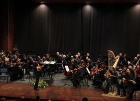 """Maestro Elbaz's World of Wonders"" - the Israel Netanya Kibbutz Orchestra hosts the Gilad Ephrat Ens"