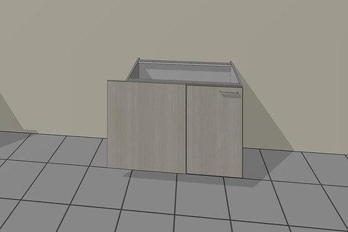 Blind Corner (1200 mm Wide) Base Unit Hinge Left x 720 MM High