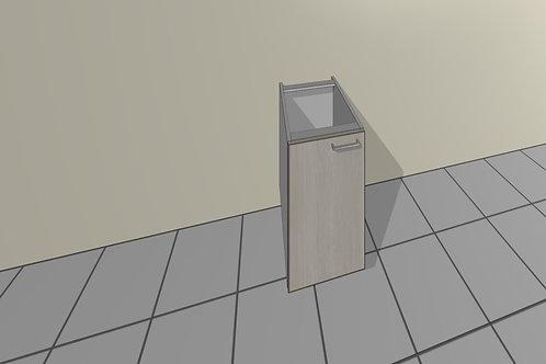 1 Door (600 mm Wide) Hinge Left x 720 MM High