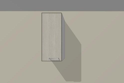 Wall 1 Door 400 mm Wide Left Hand x 720 MM High