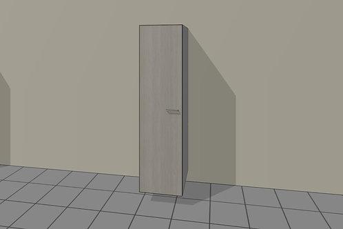 Tall Kitchen 400 mm Broom 1 Door Left Hand 1920 MM High