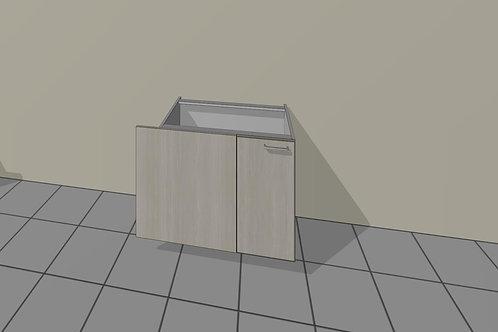 Blind Corner (1000 mm Wide) Base Unit Hinge Left x 720 MM High