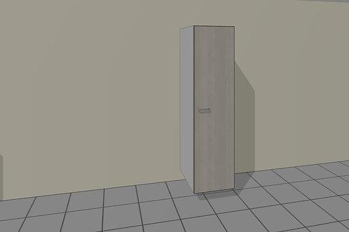 Tall Kitchen 400 mm Broom 1 Door Right Hand 1920 MM High