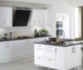 Completed Kitchen Installation