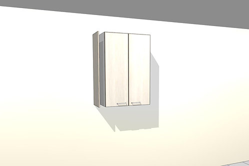 Visible Panel Wall Unit 1050 MM High x 320 MM Deep