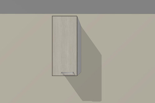 Wall 1 Door 300 mm Wide Left Hand x 720 MM High