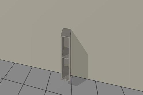 Book shelf (150 mm Wide) Base Unit x 720 MM High