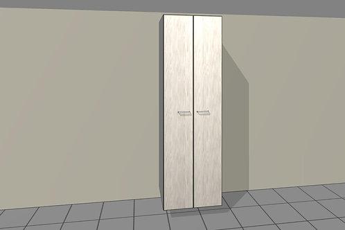 7 Shelve (700 mm Wide) 2 Door x 2300 MM High