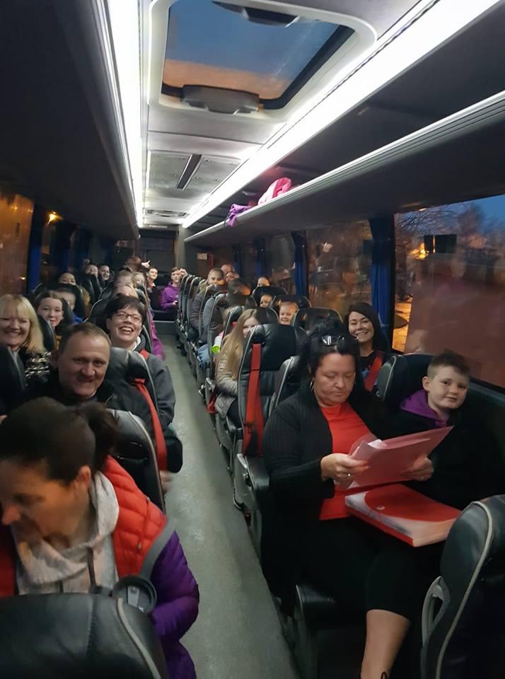 Bus to Aberdeen